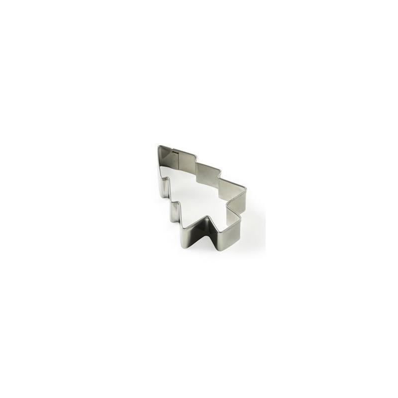Funktion Pepparkaksform Julgran, 9 cm