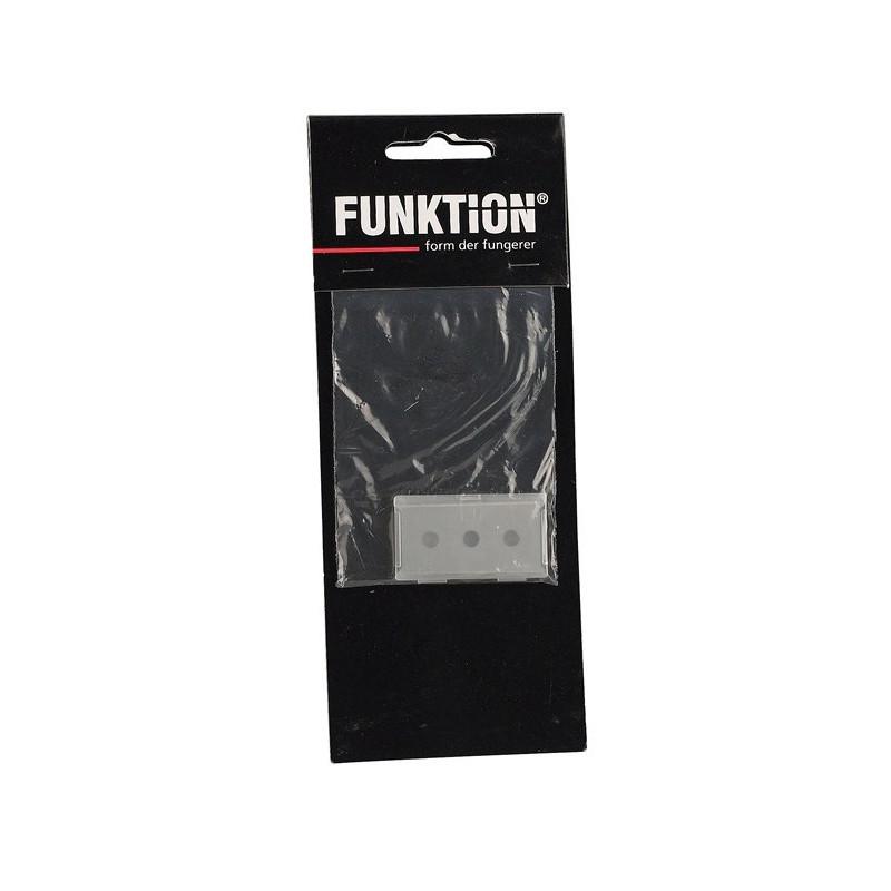 Funktion Extrablad Hällskrapa keramisk spishäll