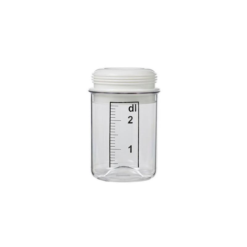 Nordiska Plast Förvaringsburk, 0,25 L