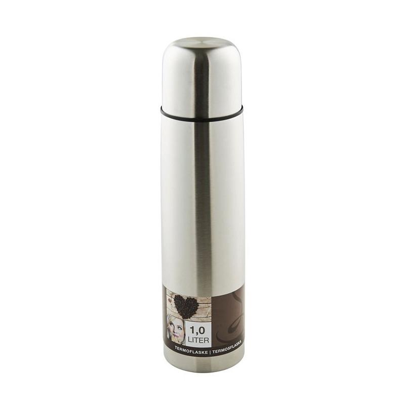Funktion Termosflaska i stål, 1 L