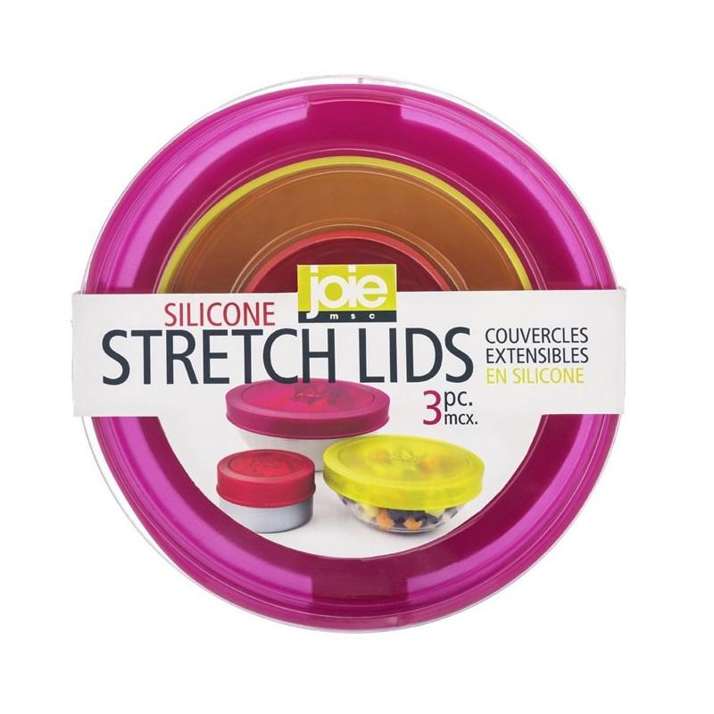Jo!e Stretchlock i silikon, 3-pack