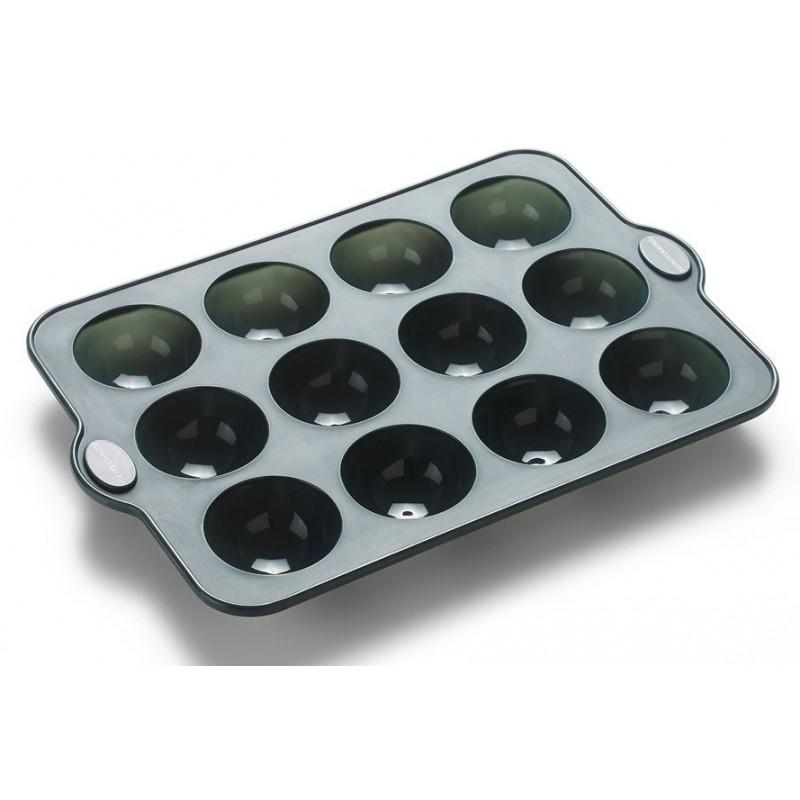 Blomsterbergs Chokladform 12 hål, silikon