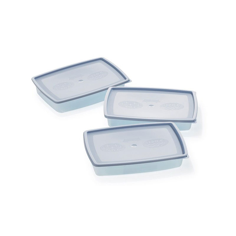 Nordiska Plast Mikroburk 0,4L, 3-pack