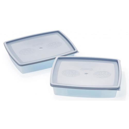 Nordiska Plast Mikroburk 1,5L, 2-pack