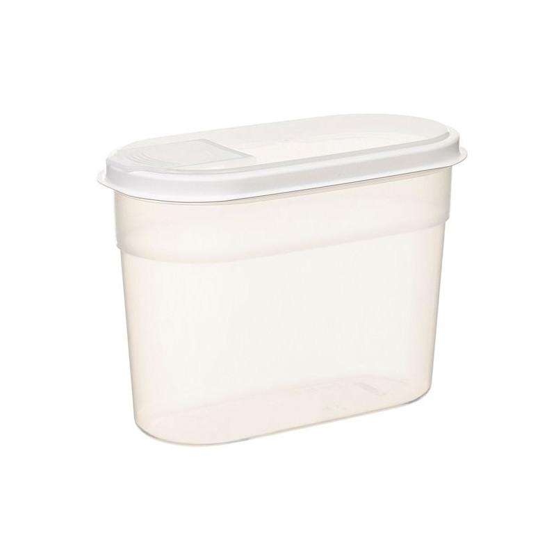 Nordiska Plast Förvaringsburk med doseringslock, 1,4 l