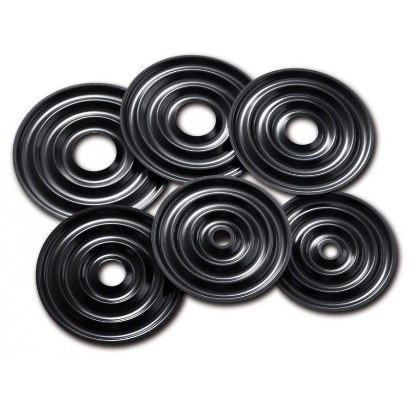Funktion Kranskaksformar, 6 ringar