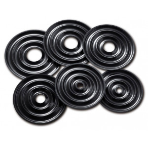 Kranskaksformar, 18 ringar - Funktion