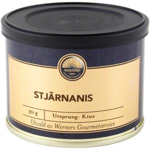 Stjärnanis, 30 g - Werners Gourmetservice