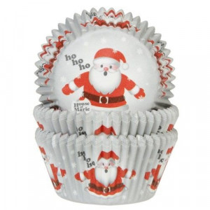 House of Marie Muffinsform Tomte, 50 st