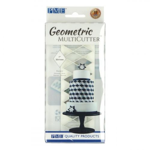 PME Utstickare Multicutter Diamant, medium