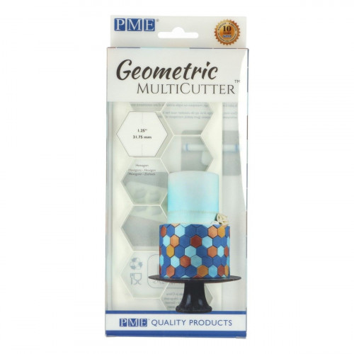 PME Utstickare Multicutter Hexagon, stor