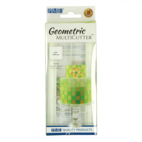 PME Utstickare Multicutter Fyrkant, liten