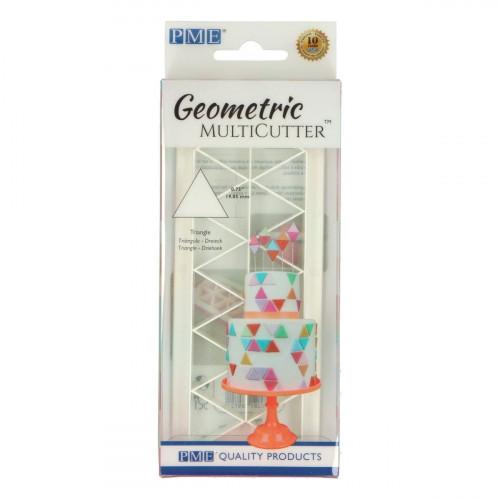PME Utstickare Multicutter Triangel, liten