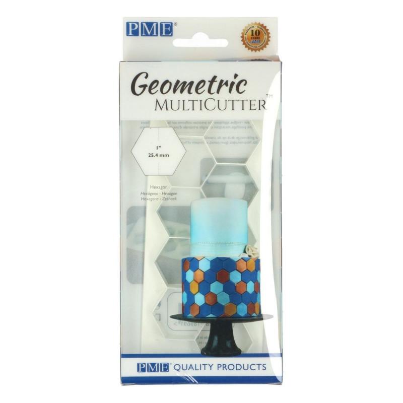PME Utstickare Multicutter Hexagon, medium
