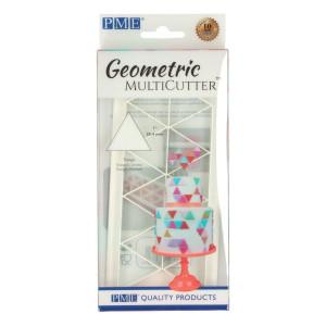 PME Utstickare Multicutter Triangel, medium