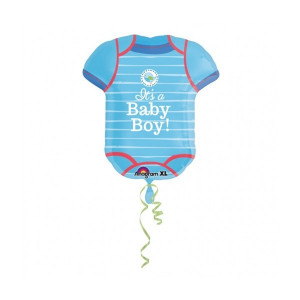 Anagram SuperShape Ballong, It's a baby boy