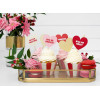 PartyDeco Cupcake Toppers Better Together