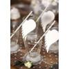 PartyDeco Dekorationer till glas, vingar