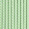 PartyDeco Sugrör Marockansk klöver, mint