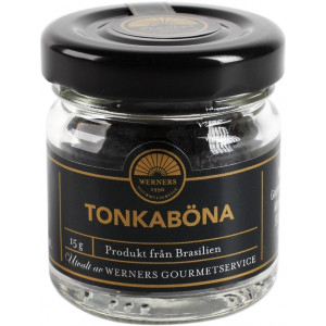 Tonkaböna, 15 g - Werners Gourmetservice