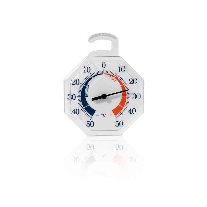 Plus Kyl/frystermometer, Vit