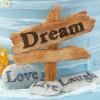 Katy Sue Designs Silikonform Dream Driftwood