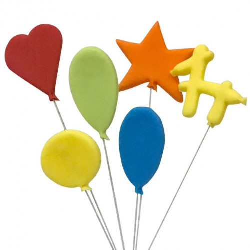 FMM Utstickare Cute Party Balloons