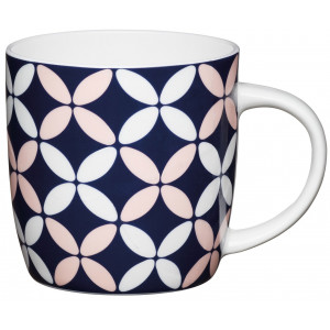 Kitchen Craft Mugg, blomblad