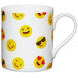 Kitchen Craft Mugg, Emoji