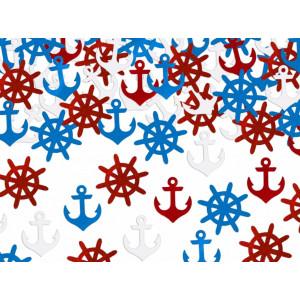 PartyDeco Konfetti Ahoy, ankare