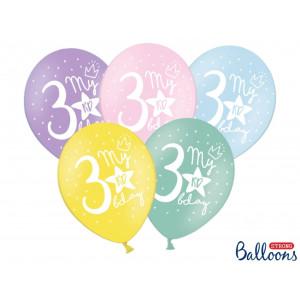 PartyDeco Ballonger, My 3rd bday