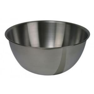 Dexam Skål i rostfritt stål, 0,5 l