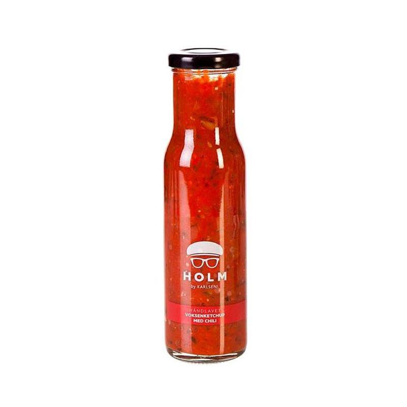 Holm Chiliketchup, 250 ml