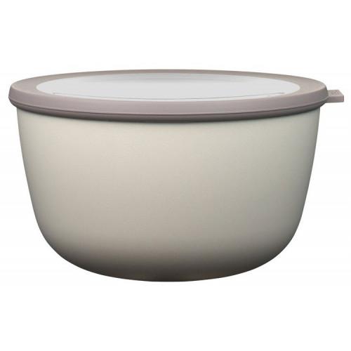 Rosti Mepal Cirqula skål med lock, 3 L
