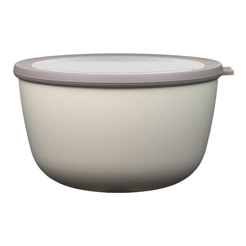 Rosti Mepal Cirqula skål med lock, 3000 ml