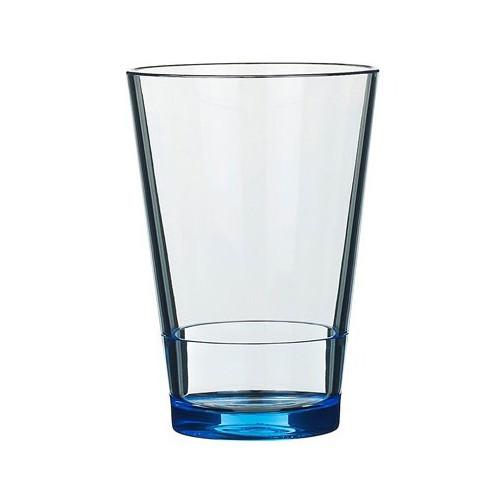 Rosti Mepal Vattenglas Flow 275 ml, Retroblå