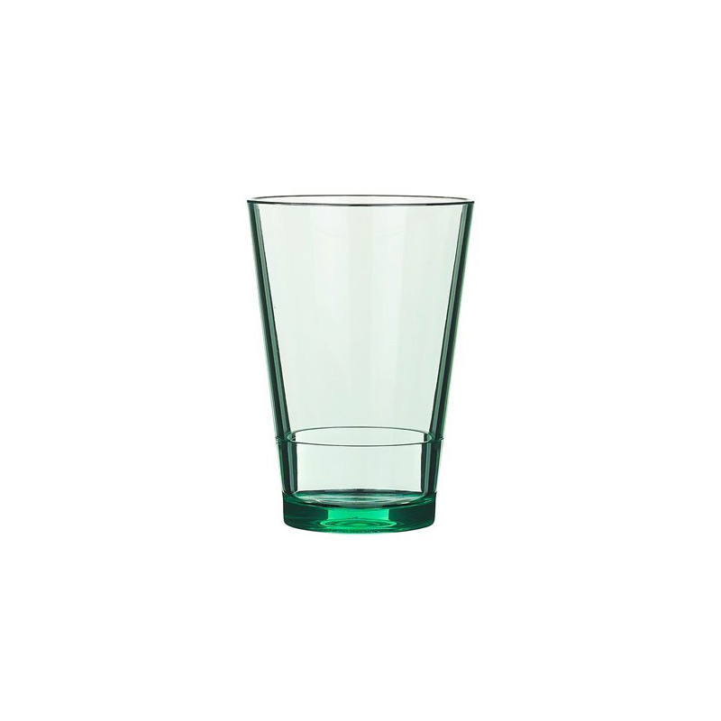 Rosti Mepal Vattenglas, Flow, 275 ml, Retrogrön
