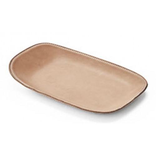 Morsö Bricka i läder, 23 x 15 cm