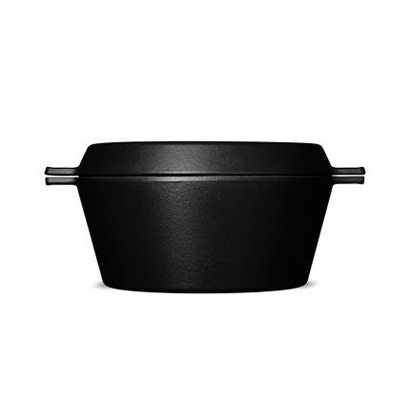 Morsö Grillcocotte, 25 cm, 2,5 liter