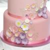 Cake Star Utstickare blommor