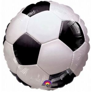 Anagram Ballong i microfolie, fotboll