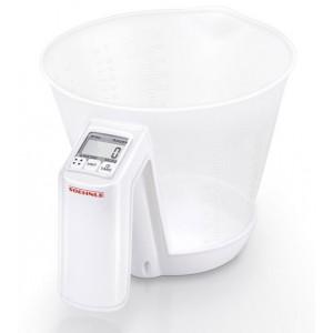 Soehnle Baking Star köksvåg, vit, 1,5 l