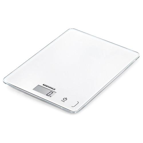 Soehnle Page Compact Köksvåg, vit