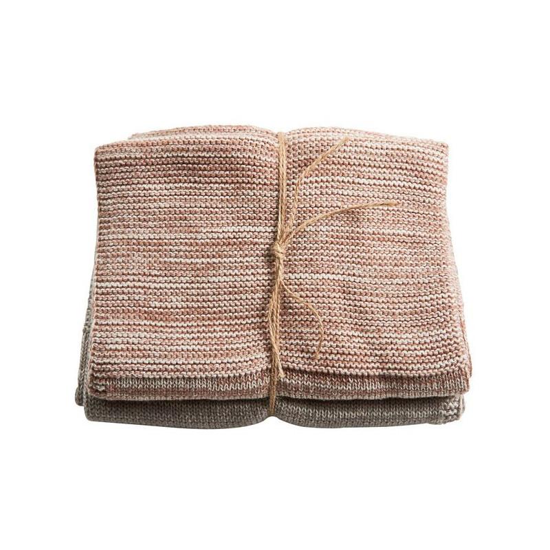 Södahl Handdukar 40 x 60 cm, Essential Puder