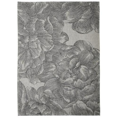 Södahl Kökshandduk, 50 x 70 cm, Modern Rose, Grå