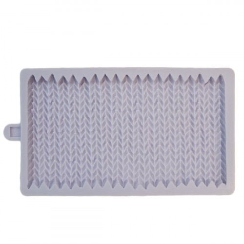 Karen Davies Silikonform Chunky Knit Mould
