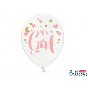 PartyDeco Ballonger It's a girl
