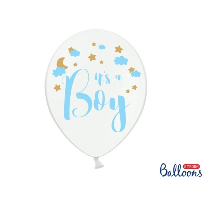 PartyDeco Ballonger It's a boy