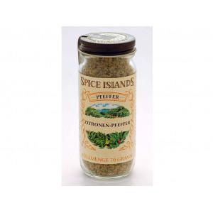 Spice Islands Citronpeppar