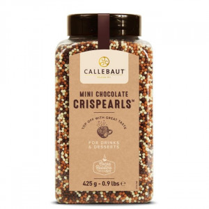 Callebaut Chokladpärlor, Crispearls 425g